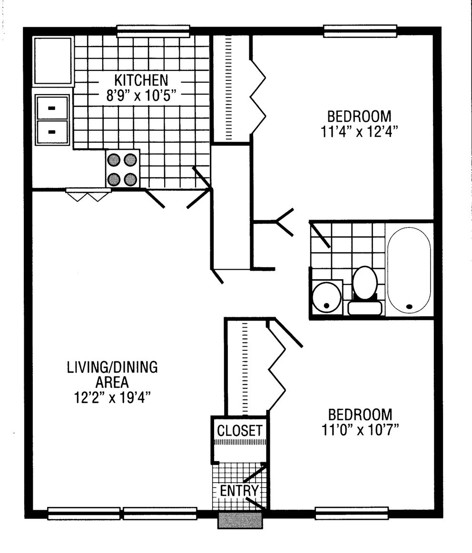 099-2BR floor plan (002)